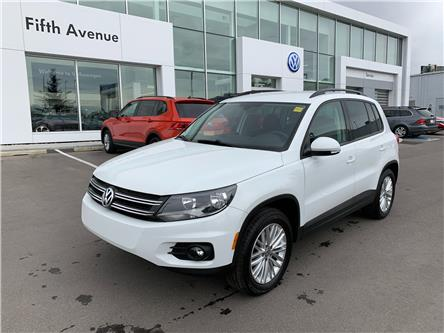 2016 Volkswagen Tiguan Special Edition (Stk: 21146A) in Calgary - Image 1 of 16