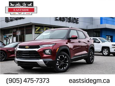 2021 Chevrolet TrailBlazer LT (Stk: MB144675) in Markham - Image 1 of 20