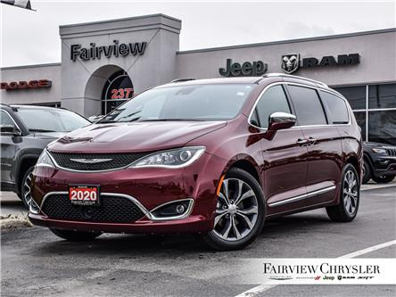 2020 Chrysler Pacifica Limited (Stk: U18580) in Burlington - Image 1 of 31