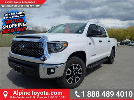 2020 Toyota Tundra  (Stk: X953510) in Cranbrook - Image 1 of 26