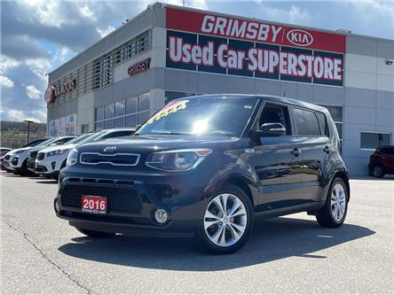 2016 Kia Soul SX, BACK UP CAMERA, 1 OWNER, CLEAN CARFAX (Stk: D4277A) in Grimsby - Image 1 of 18