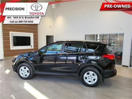 2014 Toyota RAV4 LE (Stk: 211912) in Brandon - Image 1 of 25