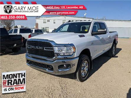 2021 RAM 2500 Big Horn (Stk: F212588) in Lacombe - Image 1 of 19