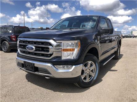 2021 Ford F-150 XLT (Stk: FP21424) in Barrie - Image 1 of 24