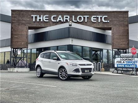 2015 Ford Escape SE (Stk: 20704) in Sudbury - Image 1 of 26