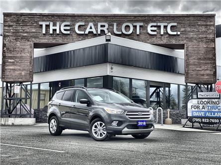 2018 Ford Escape SE (Stk: 20611) in Sudbury - Image 1 of 24
