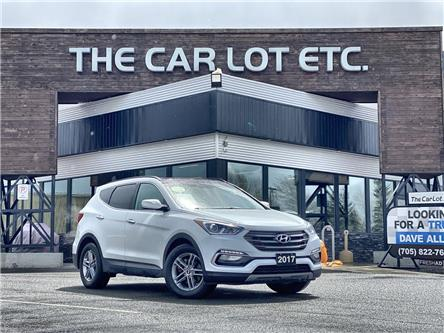 2017 Hyundai Santa Fe Sport 2.4 Luxury (Stk: 20499) in Sudbury - Image 1 of 26