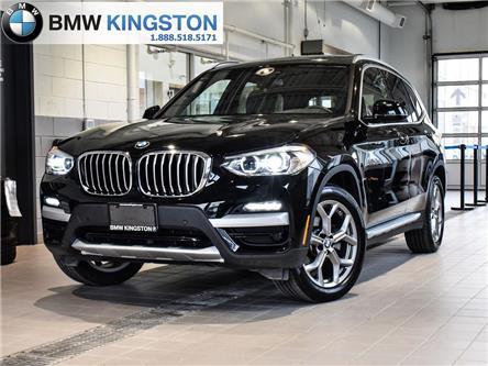 2021 BMW X3 xDrive30i (Stk: P1046) in Kingston - Image 1 of 30
