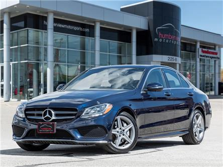 2017 Mercedes-Benz C-Class Base (Stk: 21HMS351) in Mississauga - Image 1 of 25
