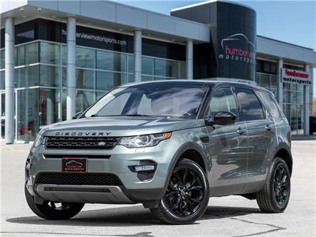 2019 Land Rover Discovery Sport  (Stk: 21HMS372) in Mississauga - Image 1 of 23