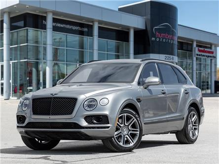 2018 Bentley Bentayga NAVIGATION|HEATED SEATS|PANO ROOF|3RD ROW SEATING! (Stk: 20615) in Mississauga - Image 1 of 36