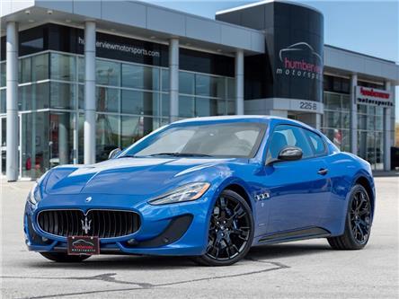 2014 Maserati GranTurismo Sport (Stk: 21HMS508) in Mississauga - Image 1 of 36