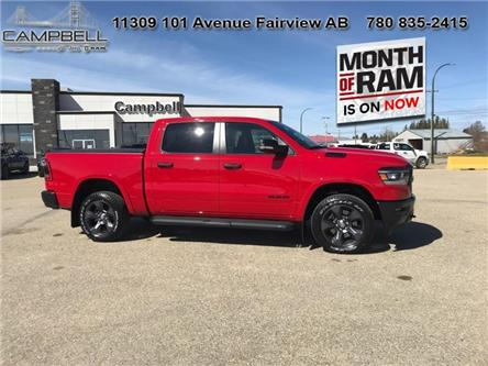 2021 RAM 1500 Big Horn (Stk: 10755) in Fairview - Image 1 of 15