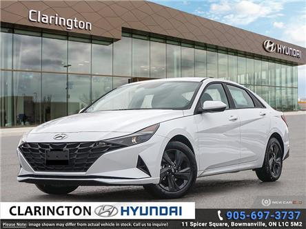 2021 Hyundai Elantra Preferred (Stk: 20841) in Clarington - Image 1 of 24