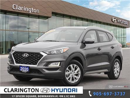 2020 Hyundai Tucson Preferred (Stk: U1175) in Clarington - Image 1 of 27