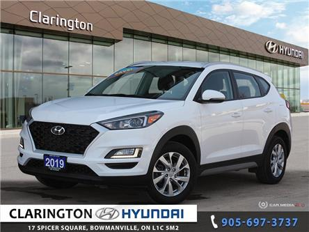 2019 Hyundai Tucson Preferred (Stk: U1184) in Clarington - Image 1 of 27