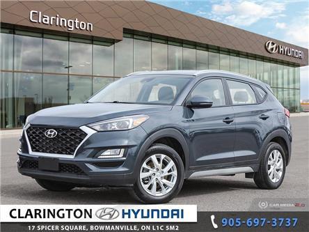 2019 Hyundai Tucson Preferred (Stk: U1172) in Clarington - Image 1 of 27