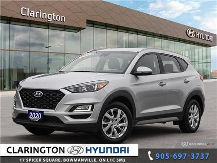 2020 Hyundai Tucson Preferred (Stk: U1176) in Clarington - Image 1 of 27