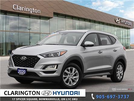 2020 Hyundai Tucson Preferred (Stk: U1176) in Clarington - Image 1 of 27