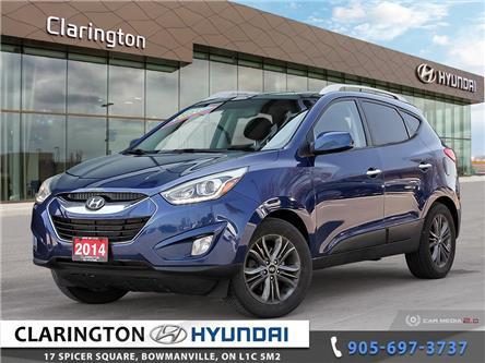 2014 Hyundai Tucson GLS (Stk: 21051A) in Clarington - Image 1 of 27