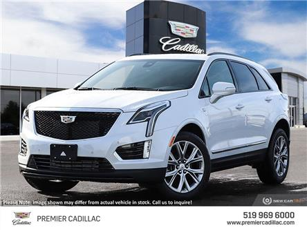 2021 Cadillac XT5 Sport (Stk: 210101) in Windsor - Image 1 of 29