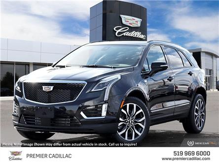 2021 Cadillac XT5 Sport (Stk: 210102) in Windsor - Image 1 of 29