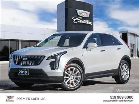 2019 Cadillac XT4 Luxury (Stk: P19663) in Windsor - Image 1 of 27