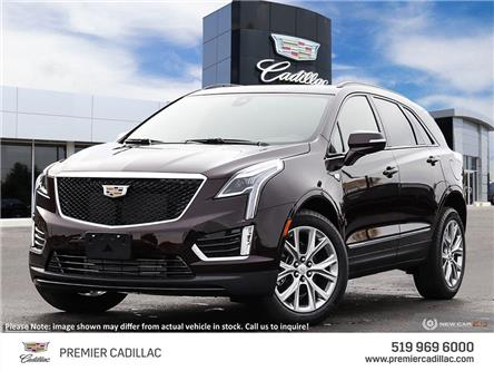 2021 Cadillac XT5 Sport (Stk: 210065) in Windsor - Image 1 of 29