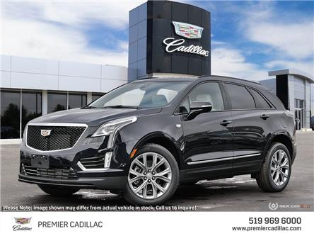 2021 Cadillac XT5 Sport (Stk: 210199) in Windsor - Image 1 of 27