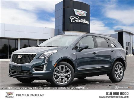 2021 Cadillac XT5 Sport (Stk: 210220) in Windsor - Image 1 of 27