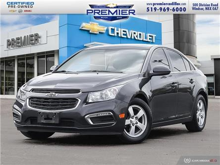 2016 Chevrolet Cruze Limited 2LT (Stk: 210546A) in Windsor - Image 1 of 24