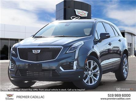 2021 Cadillac XT5 Sport (Stk: 210179) in Windsor - Image 1 of 29