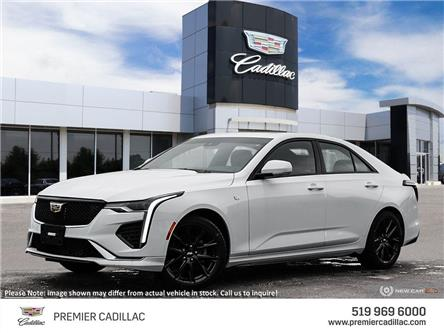 2021 Cadillac CT4 Sport (Stk: 210134) in Windsor - Image 1 of 27