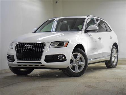 2017 Audi Q5 2.0T Komfort (Stk: A13937A) in Newmarket - Image 1 of 23