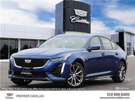 2021 Cadillac CT5 Sport (Stk: 210170) in Windsor - Image 1 of 27