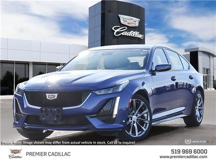 2021 Cadillac CT5 Sport (Stk: 210176) in Windsor - Image 1 of 29