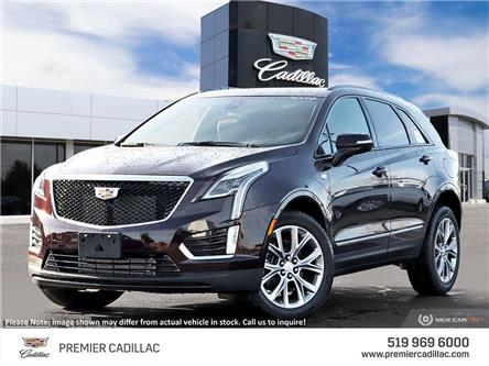 2021 Cadillac XT5 Sport (Stk: 210087) in Windsor - Image 1 of 29