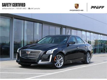 2017 Cadillac CTS Sedan AWD 3.6L Luxury (Stk: U9487A) in Vaughan - Image 1 of 30