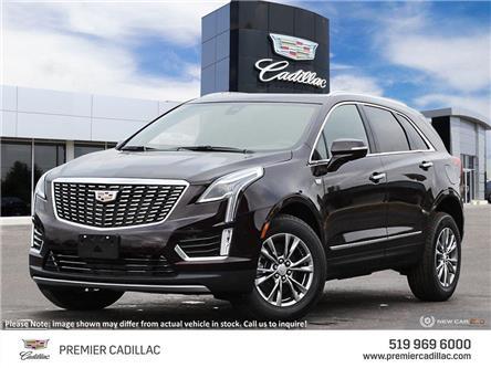 2021 Cadillac XT5 Premium Luxury (Stk: 210274) in Windsor - Image 1 of 27