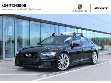 2019 Audi A6 3.0T Technik quattro 7sp S Tronic (Stk: U9633) in Vaughan - Image 1 of 30