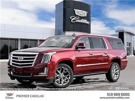 2020 Cadillac Escalade ESV Premium Luxury (Stk: 200098) in Windsor - Image 1 of 28