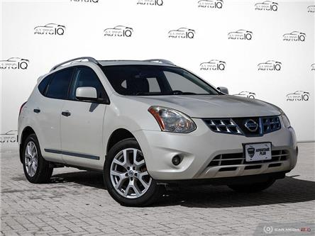 2013 Nissan Rogue S (Stk: W0059BX) in Barrie - Image 1 of 26