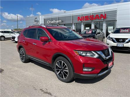 2017 Nissan Rogue SL Platinum (Stk: TM0193A) in Chatham - Image 1 of 18