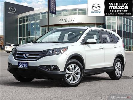 2014 Honda CR-V EX-L (Stk: 210450A) in Whitby - Image 1 of 27