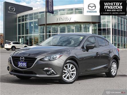 2015 Mazda Mazda3 GS (Stk: P17717A) in Whitby - Image 1 of 27