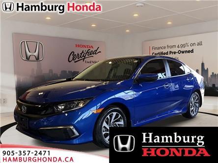 2019 Honda Civic EX (Stk: T5942) in Niagara Falls - Image 1 of 17