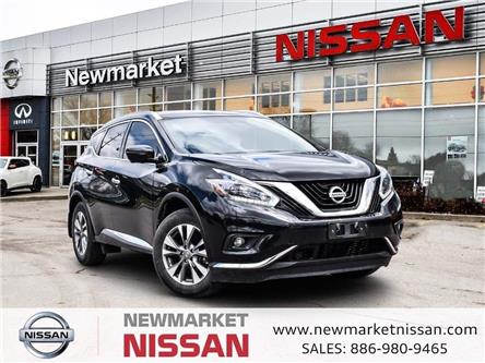2018 Nissan Murano SL (Stk: UN1246) in Newmarket - Image 1 of 26
