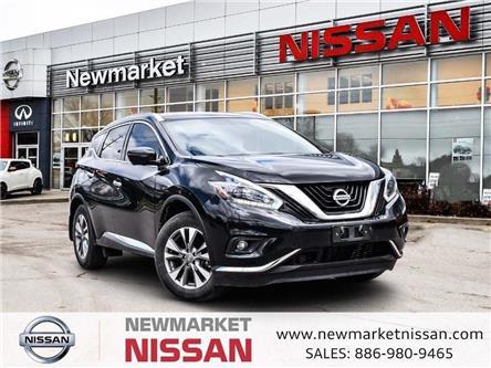 2018 Nissan Murano SL (Stk: UN1246) in Newmarket - Image 1 of 26