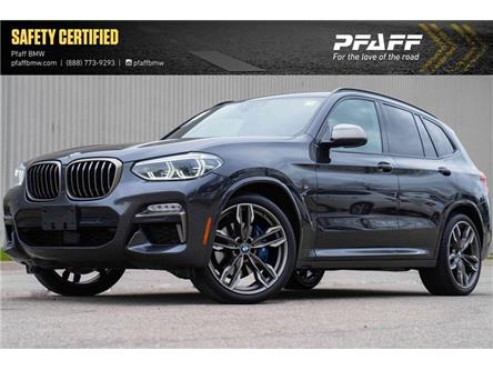 2018 BMW X3 M40i (Stk: 24484A) in Mississauga - Image 1 of 22