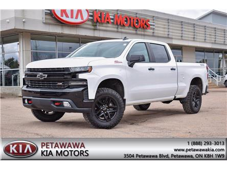 2020 Chevrolet Silverado 1500 LT Trail Boss (Stk: P0116) in Petawawa - Image 1 of 30
